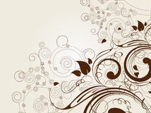 Abstract background. Abstract illustration. Suits well  for design Stock Images