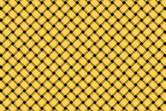 Abstract Background - Illustration Yellow woven Textures. Abstract Background Illustration yellow woven Texture vector illustration