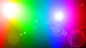 Abstract background. Images of lights Stock Images