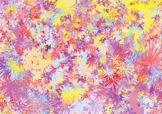 Abstract background imitating spray from paints. Vector Royalty Free Stock Images