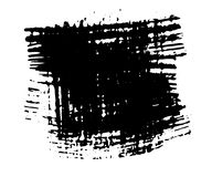 Abstract background. Ink brush stroke with rough edges. Dry brush illustration. Abstract background. Ink brush strokes with rough edges. Dry brush illustration Stock Images
