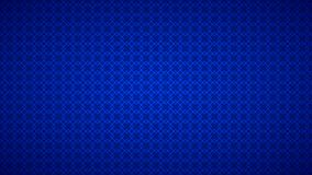 Abstract background of small squares. Abstract background of intertwined small squares in blue colors Royalty Free Illustration