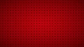 Abstract background of small squares. Abstract background of intertwined small squares in red colors Stock Photography