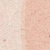 Abstract background of interwoven strands Royalty Free Stock Image