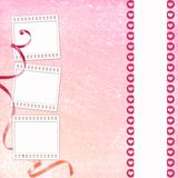 Abstract background for invitation and photo. In scrap-booking style Stock Photo