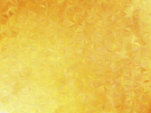 Abstract background with iridescent mesh gradient. Vector EPS10 gold metal effect with blurred glowing particles. Abstract background with iridescent mesh Royalty Free Stock Photography