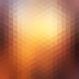 Abstract background in isometric style. Geometric pattern. Shades of colors Royalty Free Stock Image