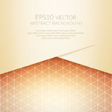 Abstract background in isometric style. Geometric pattern. Shades of colors Stock Illustration