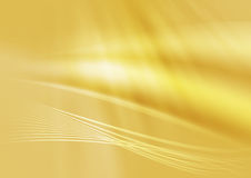 Abstract background IV. Beautiful yellow abstract background with light effects Royalty Free Stock Image