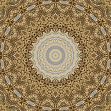 Abstract background, kaleidoscope pattern Royalty Free Stock Images