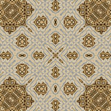 Abstract background, kaleidoscope pattern Royalty Free Stock Photo