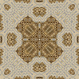 Abstract background, kaleidoscope pattern Royalty Free Stock Photography
