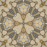 Abstract background, kaleidoscope pattern Stock Image