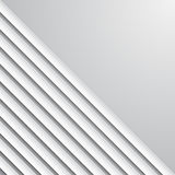 Abstract background layers of diagonal paper lines over light background. Abstract background of layers of diagonal paper lines over light background. For stock illustration