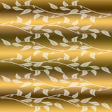 Abstract background of leaves Royalty Free Stock Photo