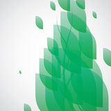 Abstract background leaves Stock Photo