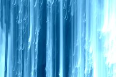Abstract background of light and dark blue vertical lines against white. Conceptual image of blue and white vertical lines with plenty of copy space for royalty free illustration