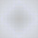 Abstract background with light deformed metallic gritty grid on light gray area, overlay for text Stock Photos