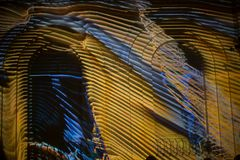 Abstract background - light display Royalty Free Stock Photo