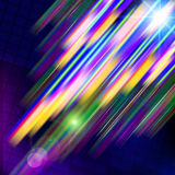 Abstract background  with light effect. Royalty Free Stock Photo