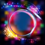 Abstract  background with light effects. Illustration of abstract  background with light effects Stock Photos