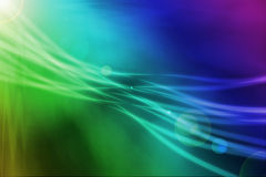Abstract background with light and flare Royalty Free Stock Images