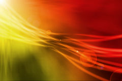 Abstract background with light and flare Stock Images