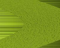 Abstract background. Abstract light green background symmetric Stock Photo