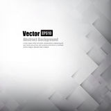 Abstract background light grey with basic geometry element. Vector illustration stock illustration