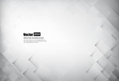 Abstract background light grey with basic geometry element. Vector illustration eps10 royalty free illustration