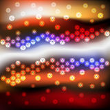 Abstract background light Stock Photography