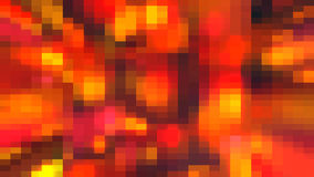 Abstract background with light mosaic. 3d render Royalty Free Illustration
