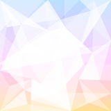 Abstract Background From Light Rhombus of Three Colors. Vector Illustration, Abstract Background From Light Rhombus of Three Colors, Format EPS 10 Stock Photography