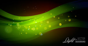 Abstract background with light Stock Photography