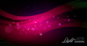 Abstract background with light Royalty Free Stock Photo