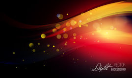 Abstract background with light Stock Image