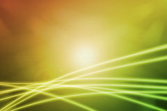 Abstract background with lighting and sun Royalty Free Stock Photos