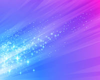 Abstract Background with Lights Stock Photography
