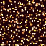 Abstract background with lights and stars Christmas. Vector.  royalty free illustration