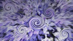 Abstract background of lilac color with spirals. Creating the effect of motion royalty free illustration
