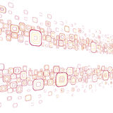 Abstract background from line. Royalty Free Stock Image