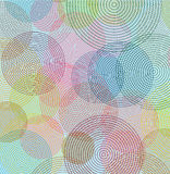 Abstract   background line circle color. eps10. Abstract  background.circle color Royalty Free Stock Image