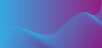 Abstract background line pattern texture graphic vector. Modern geometric design technology art. Blue digital light shape illustra. Tion. Elegant futuristic stock illustration