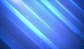 Abstract background with line. Vector Royalty Free Stock Image