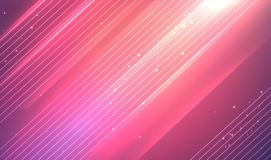 Abstract background with line. Vector Stock Photography