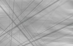 Abstract background in the lines. Grey background consisting of lines Royalty Free Stock Images
