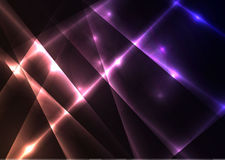 Abstract background from lines Royalty Free Stock Photography