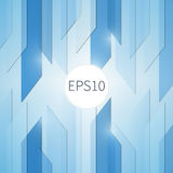 Abstract background with lines. Abstract background with blue lines. EPS10 vector illustration