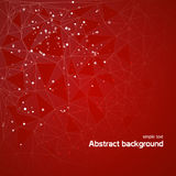Abstract background with lines, circles, EPS 10 design background.  royalty free illustration