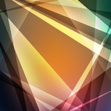 Abstract background with lines. Colorful abstract background with lines Stock Images